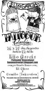 Convención de Tattoo